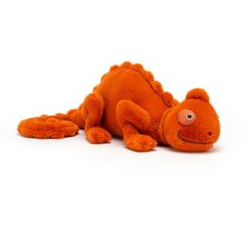 Jellycat Vividie Chameleon - Knuffel Kameleon
