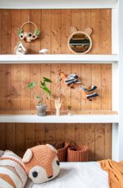 KidsDepot Spiegel Minon Bamboe - Naturel