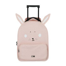 Trixie Reiskoffer Travel Trolley Mrs Rabbit - Konijn