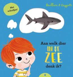 Uitgeverij Gottmer Aan welk dier in de Zee denk ik? + 1jr