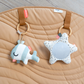 Done by Deer Activity Baby Gym incl. Speelmat Sea Friends - Mix