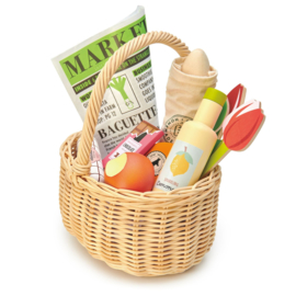 Tender Leaf Winkelmandje - Market Basket +3j
