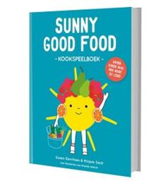 Uitgeverij Sunny Road Sunny Good Food Kookspeelboek - Susan Gerritsen