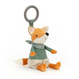 Jellycat Little Rambler Fox - Riverside Rammelaar Vos