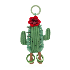 Jellycat Amuseable Cactus Activity Toy - Activity Toy Cactus