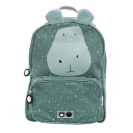 Trixie Rugzak Backpack Mr. Hippo - Nijlpaard