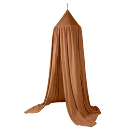 Sebra Baby Hemeltje Canopy - Sweet Tea Brown