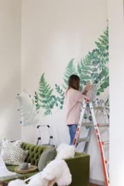 Urban Walls Muurstickers - Ferns & Eucalyptus