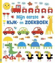 Uitgeverij Deltas Mijn eerste Kijk- en Zoekboek