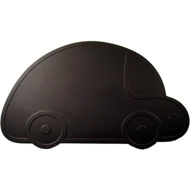 KG Design Placemat Auto - Zwart