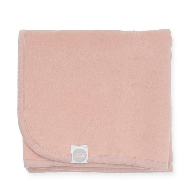 Jollein Deken - Pale Pink (75 x 100 cm)
