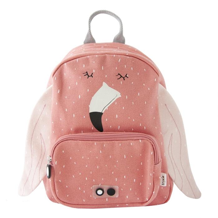 Trixie Rugzak Backpack Mrs. Flamingo - Flamingo