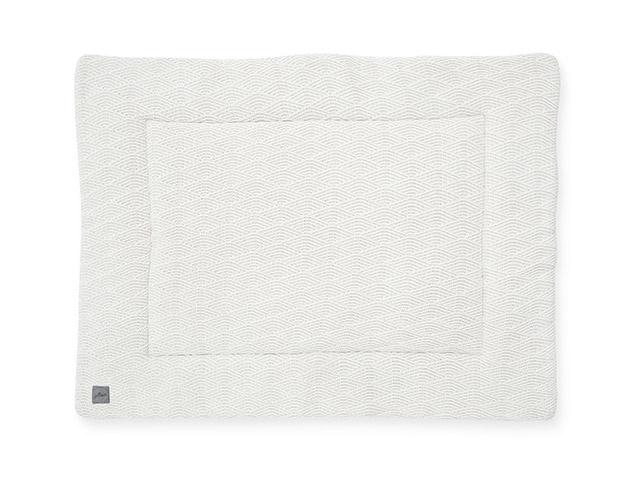 Jollein Boxkleed River Knit - Cream White (80 x 100 cm)