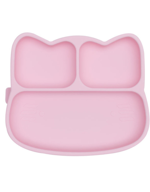 We Might Be Tiny Stickie Plate Bord Kat - Powder Pink