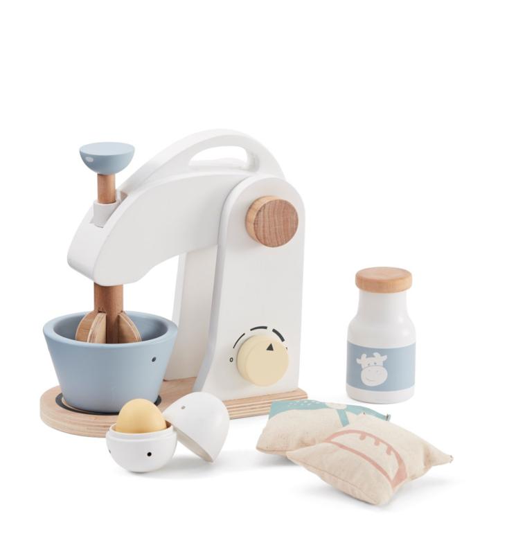 Kids Concept Houten Bak Mixer