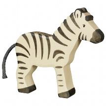Holztiger Zebra - (80568)