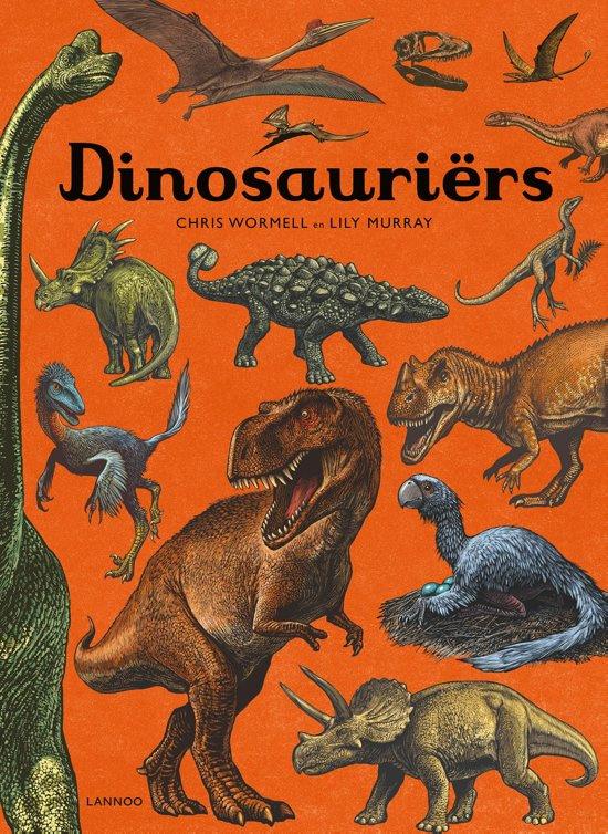 Uitgeverij Lannoo Dinosauriërs - Chris Wormell
