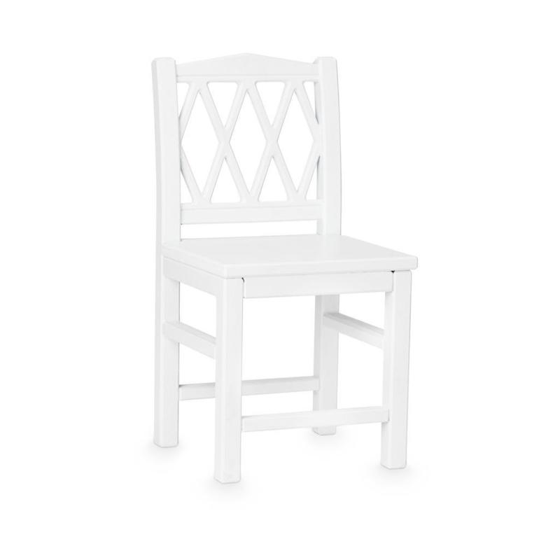 CamCam Harlequin Kinderstoel - Wit