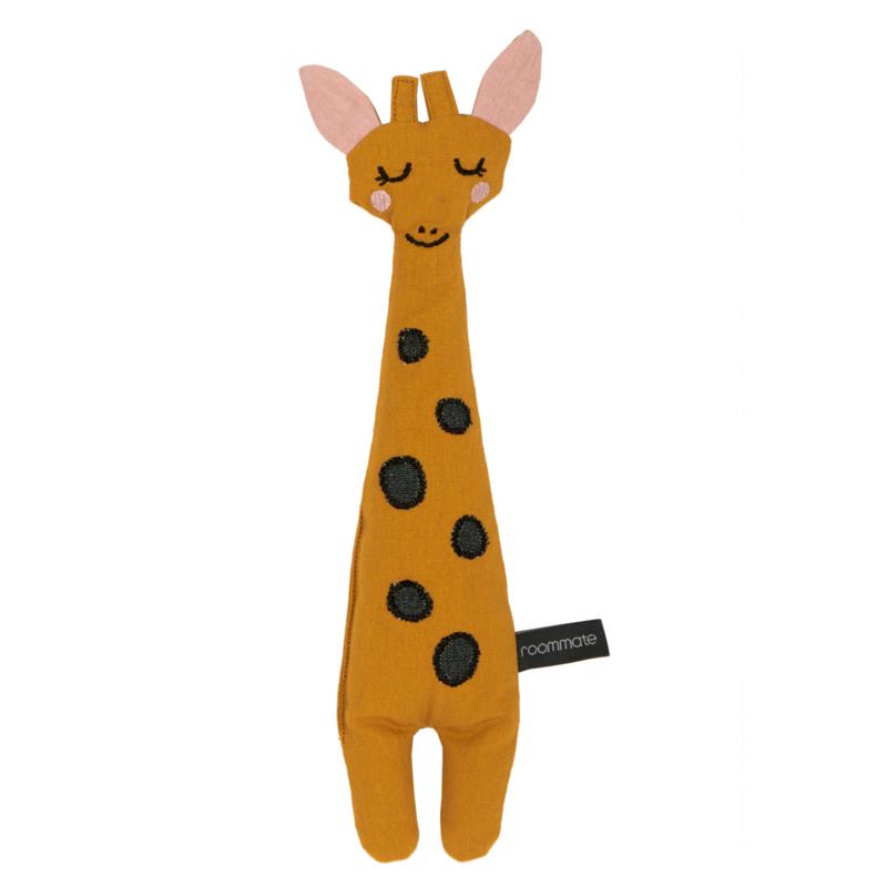 Roommate Knuffel Rag Doll Giraffe - Giraf