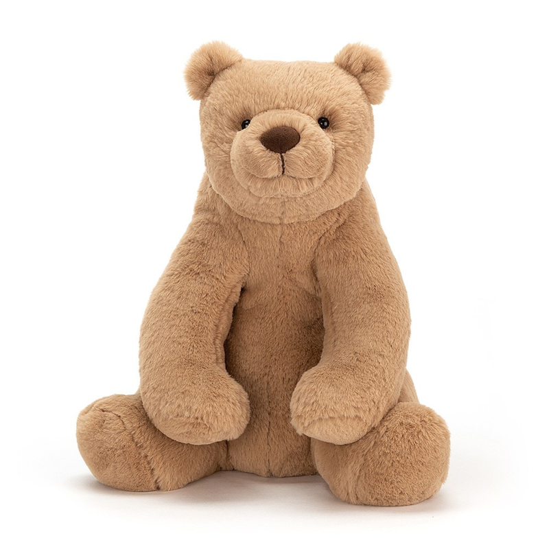 Jellycat Scrumptious Cecil Bear Large - Knuffel Beer (36 cm)