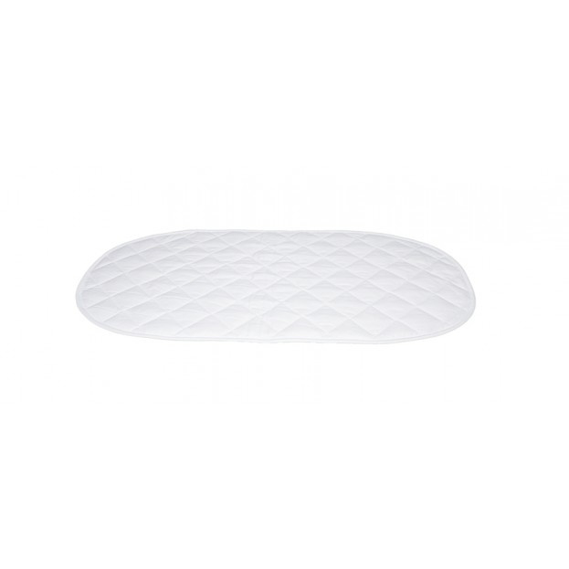 Olli Ella Oval Basket - Matras Wit