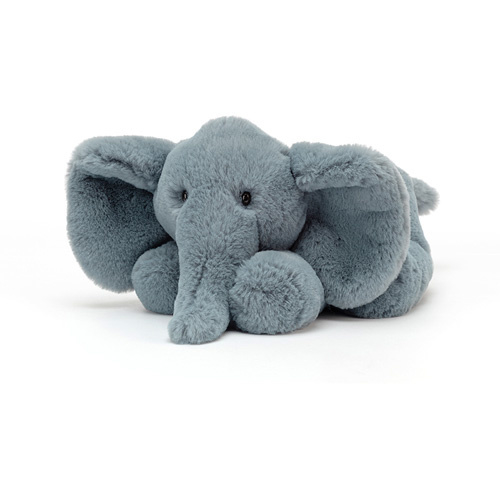 Jellycat Huggady Elephant Small - Knuffel Olifant