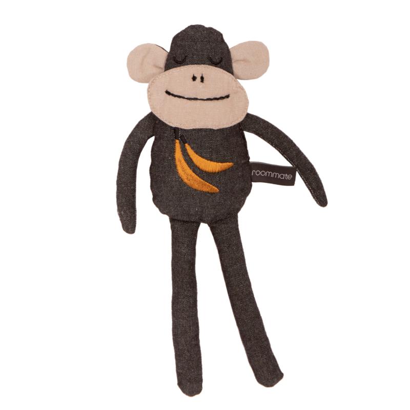 Roommate Knuffel Rag Doll Monkey - Aap