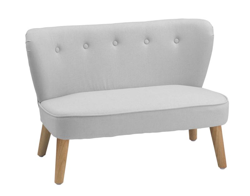 Kids Concept Sofa Bank - Grijs