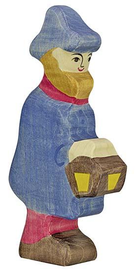 Holztiger - Herder met Lamp 1 (80292)