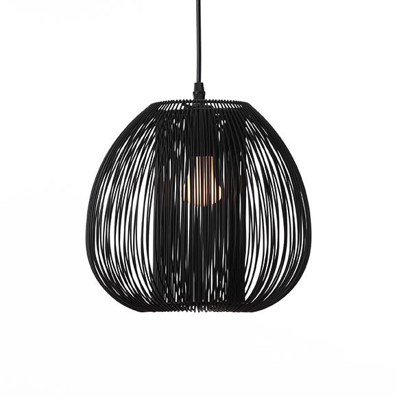 KidsDepot Hanglamp Zef - Zwart