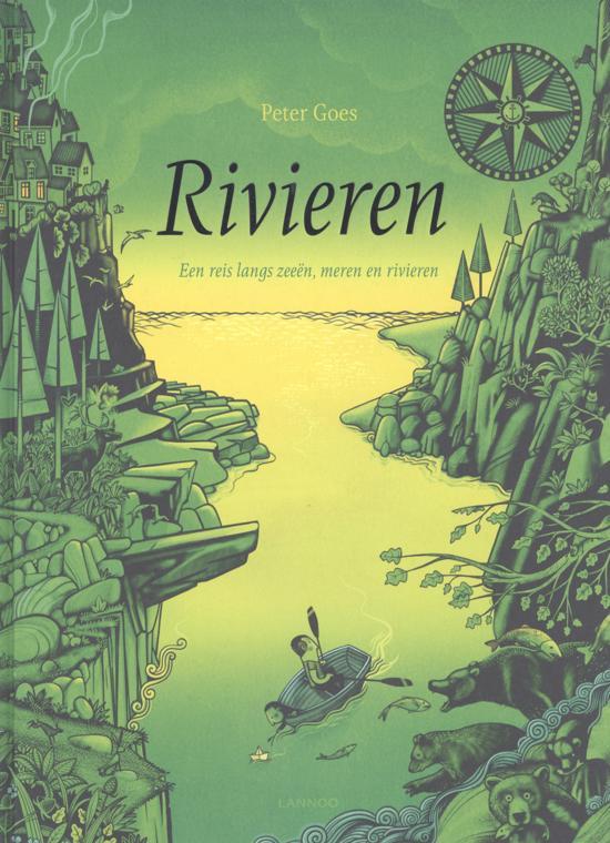 Uitgeverij Lannoo Rivieren - Peter Goes