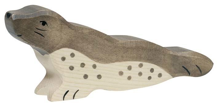 Holztiger Zeehond  (80350)