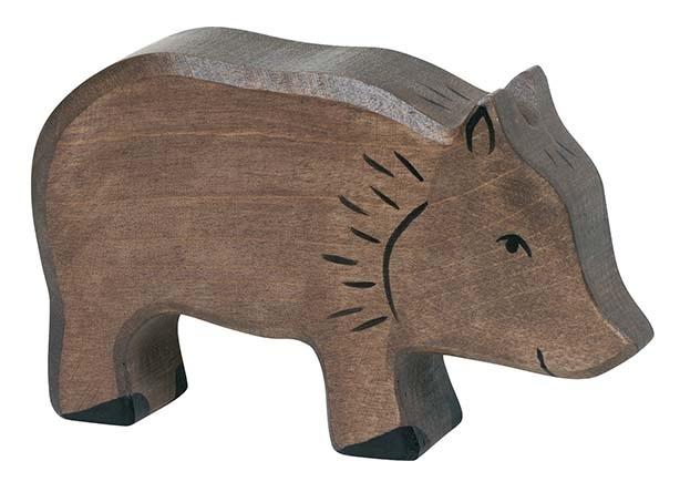 Holztiger Wild Zwijn - Varken (80359)