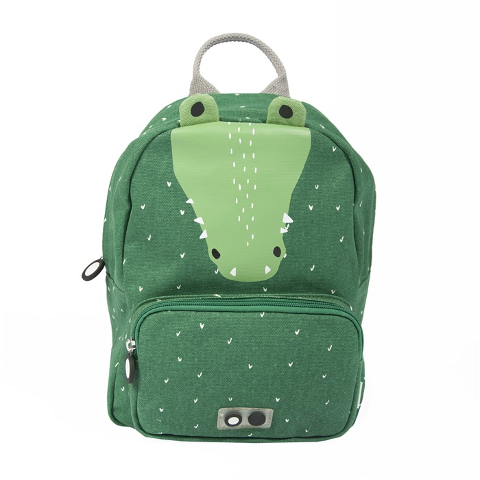 Trixie Rugzak Backpack Mr. Crocodile - Krokodil