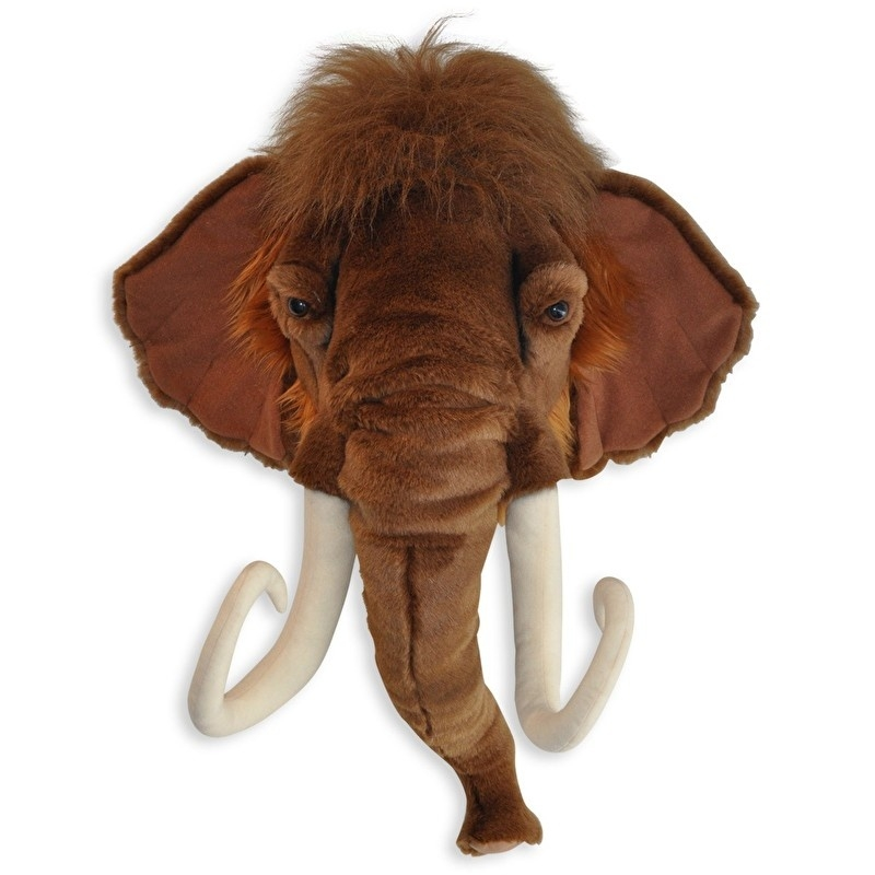 Wild and Soft Dierenkop - Mammoet