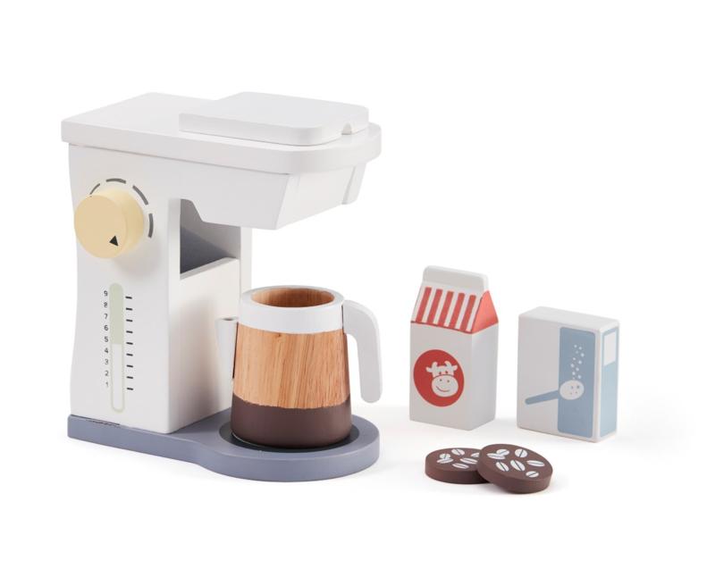 Kids Concept Houten Koffiezetapparaat