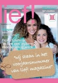 Publicatie - Lief Lifestyle - 03/2013