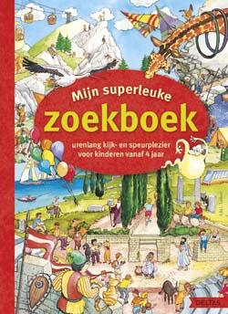 Uitgeverij Deltas Mijn Superleuke Zoekboek