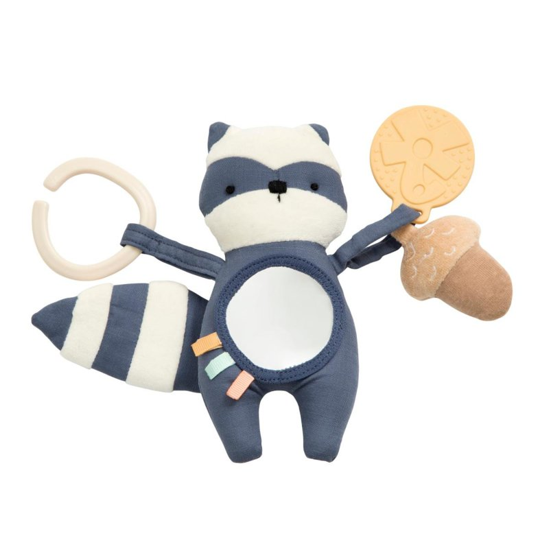 Sebra Activity Toy Wasbeer - Rebel the Racoon