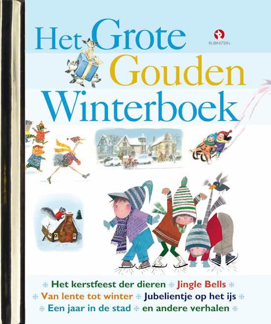 Uitgeverij Rubinstein Het Grote Gouden Winterboek - Diversen