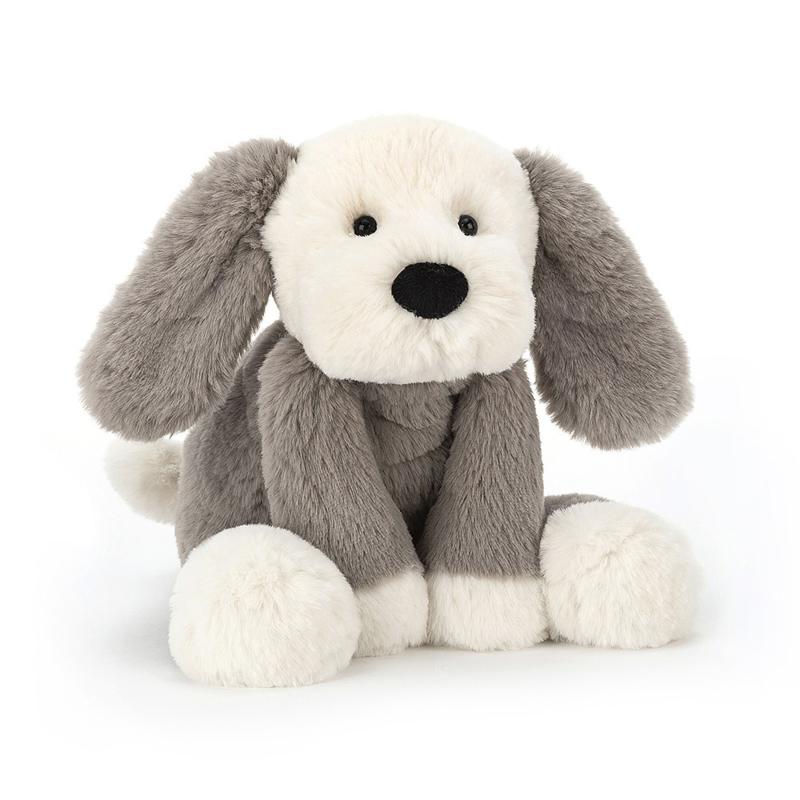 Jellycat Smudge Puppy - Knuffel Hond (34 cm)