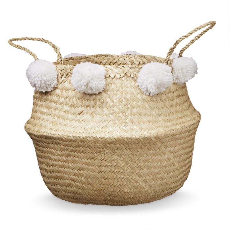 CamCam Belly Basket Opbergmand - Wit