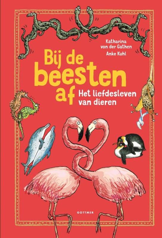 Uitgeverij Gottmer Bij de Beesten af - Katharina von der Gathen