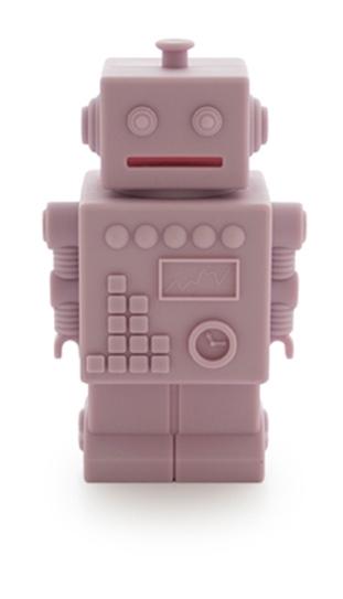 KG Design Spaarpot Robot - Roze