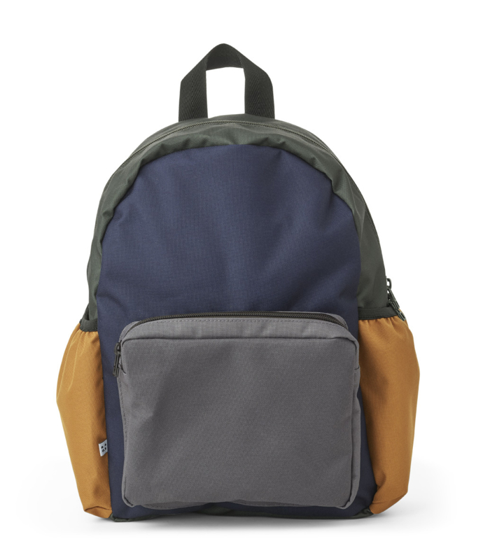 Liewood Rugzak Wally School Backpack - Navy Multi Mix