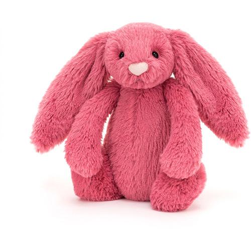 Jellycat Bashful Bunny Cerise - Knuffel Konijn (18 cm)