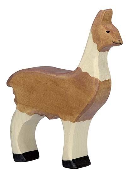 Holztiger Lama (80181)
