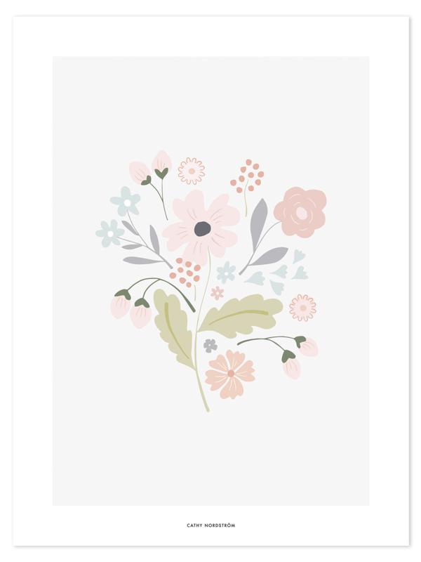 Lilipinso Bloom Poster - Bloom Boeket Bloemen (P0259) (op=op)