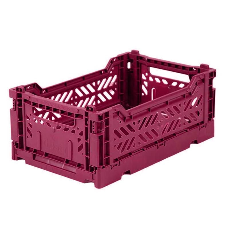 AyKasa Folding Crate Mini Box - Chilli Pepper
