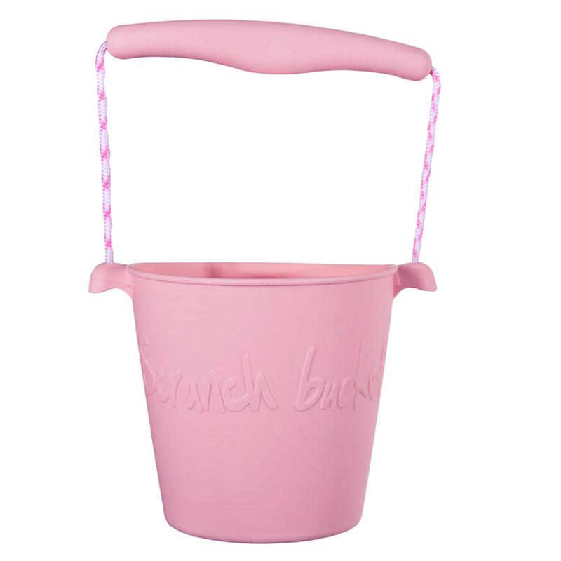 Scrunch Bucket Emmer - Blush Pink